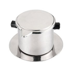 Stainless Steel Vietnamese Coffee Filter Set Single-Cup Serving (Coffee Filter Set Vietnamese compare prices)