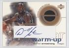 Darrell Armstrong Orlando Magic (Basketball Card) 2001-02 Upper Deck Ovation... by Upper Deck Ovation