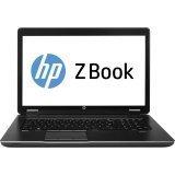 "Hp Zbook F2Q33Ut 17.3"" Led Notebook - Intel Core I7 I7-4700Mq 2.40 Ghz - Graphite"