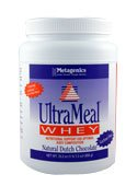 Metagenics Vhealth Ultrameal Whey Chocolate 22 Oz