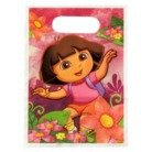 Dora the Explorer Party Gift Bags - Pack of 8