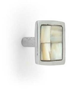 Mother of Pearl Cabinet Door Knob - 128mm by New A-Brend
