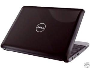 BLACK DELL 10V 1011 MINI NOTEBOOK LAPTOP