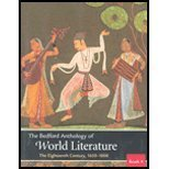 Bedford Anthology of World Literature Book 5 and Book 6 (0312417632) by Davis, Paul