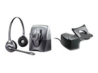 Plantronics CS361 Binaural Wireless Headset System with Lifter
