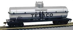 Texaco Chemical Tank Ho Freight Cars With Magnetic Knuckle