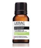 Lierac Linea Prescription Concentrato Bifasico Imperfezioni Pelle Mista 15 ml
