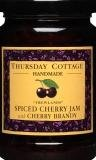 Thursady Cottage Spiced Cherry Jam with Cherry Brandy