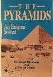 img - for The Pyramids: An Enigma Solved by Davidovits, Joseph, Morris, Margie (1988) Hardcover book / textbook / text book