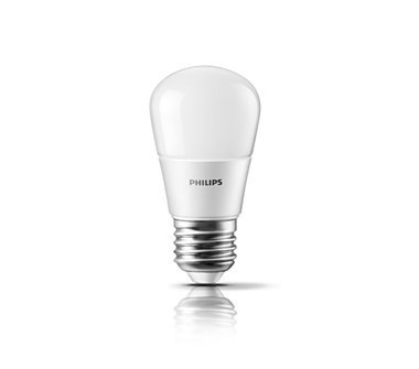 Philips 2.7W E27 LED Bulb (Warm White)