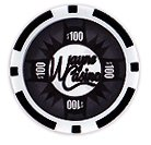 Batman's Wayne Casino Collectors Edition 0 Poker Chip Black Colored Variant