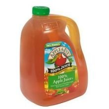 Apple And Eve Clear Apple Juice, 128 Ounce -- 4 Per Case.