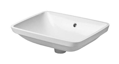 Spectacular Console Sinks Duravit Starck Undermount Vanity Basin White Finish