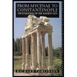 img - for From Mycenae to Constantinople: Evolution of the Ancient City book / textbook / text book