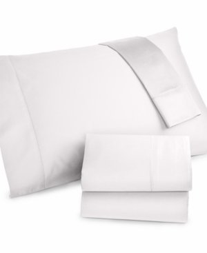 Charter Club Damask Solid 500 Thread Count Twin XL Sheet Set (Collection By Charter Club Sheets compare prices)