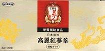 日本製粉 高麗紅蔘茶 3g×30袋