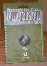 Dillicious Dill Dip from Women's Bean Project