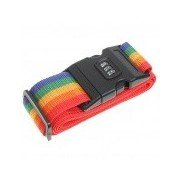 Luggage Belt Strap with Number Lock Travel Needed (2M-Length)