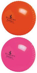 Readers Windball Practice Cricket Ball (Orange,Youths)