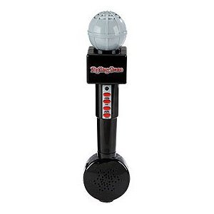 Rolling Stone ** Microphone ** With Voice Warping Technology Sound Effects