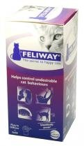 CEVA Feliway Diffuser Refill cat anxiety relief thunder noise firework phobia