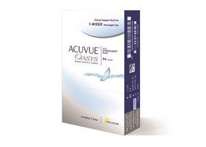Acuvue Oasys Contact Lenses (52 lenses/box - 1 box)