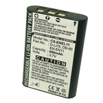 Battery for PENTAX Optio M50, Optio M60, Optio V20, Optio W60, Optio W80 680m...