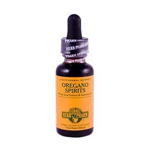 Herb Pharm Oregano Spirits Mineral Supplement, 1 Ounce