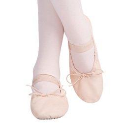 Capezio Daisy 205 Ballet Shoe (Toddler/Little Kid),Ballet Pink,7.5 N US Toddler