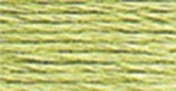 DMC 115 3-3348 Pearl Cotton Thread, Light Yellow/Green