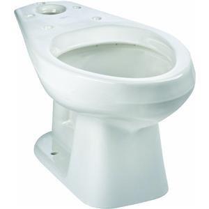 Fabulous Mansfield 135Wht Alto Elongated Front Toilet Bowl White Good Creativecarmelina Interior Chair Design Creativecarmelinacom
