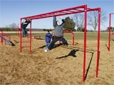 Sport Play 511-109 Challenge Ladder - Galvanized