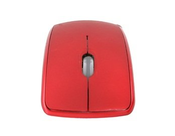 Light Advanced 2.4GHz Wireless Microsoft Arc Mouse (Red)