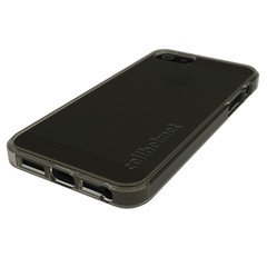 Best Price cellhelmet iPhone 5 Case - cellhelmet iPhone 5 Case - SMOKE Black Shell