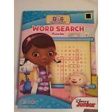 Doc McStuffins Word Search Puzzles