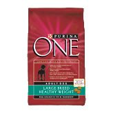 Purina ONE Large Breed Dog Healthy Weight Management Formula Dry Dog Food