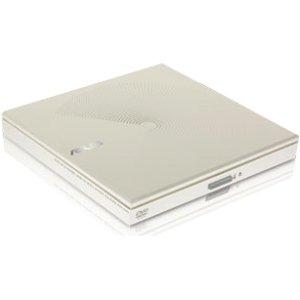 Asus DVD-Reader External Double-Layer DVD-ROM 8x (DVD) 24x (CD) USB SDR-08B1-U (White)