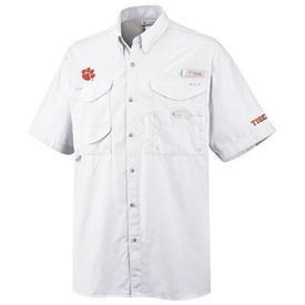 NCAA Texas Longhorns Men's Collegiate Bonehead Short Sleeve Shirt, Bright Copper, XX-Large