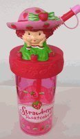 Strawberry Shortcake Drinking Sipping Bottle - Strawberry Shortcake Bottle front-118199