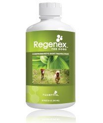 Regenex for Dogs, Glucosamine Chondroitin for Dogs Plus MSM – 192 Doses, 32oz Liquid, My Pet Supplies