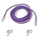 Belkin 50ft  CAT5E Purple Patch Cord
