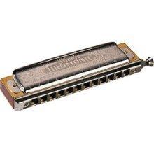 Hohner Super Chromonica 48 Key C Harmonica Harp Chromatic 270/48