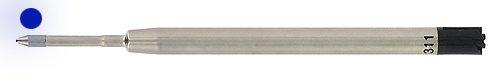 Yard-O-Led Refills Retro/Esprit - Blue Ballpoint Pen - Yd-948105
