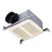 Broan QTXEN110 110 CFM Quiet Bathroom Vent Fan (Nutone Bathroom Fan Qtxen110 compare prices)