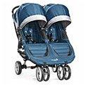 Baby Jogger, Gemelar City Mini Turquesa por baby jogger