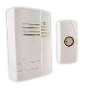 Wireless Indoor/Outdoor Doorbell Extender