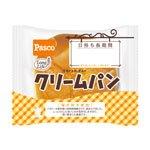 パスコ クリームパン 1個×10袋