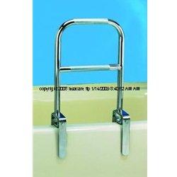 Units Per Case 6 Bathtub Rail Dual Level Units Per Case 6 APEX/CAREX HEALTHCARE B20300