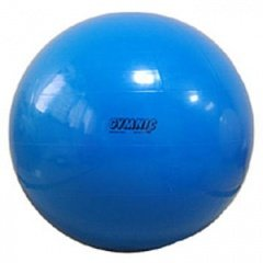 GYMNIC(ギムニク) ギムニク 65 バランスボール 青 【Wアクションポンププレゼント】 LP-9565