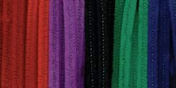 Chenille Stems 6mm 12-Inch, 100/Pkg, Jewel